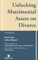 Sugar, Simon; Bojarski, Andrzej - Unlocking Matrimonial Assets on Divorce - 9781846612862 - V9781846612862