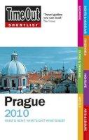 Time Out Guides Ltd - Time Out Shortlist Prague - 9781846701337 - V9781846701337