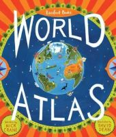 Nick Crane - Barefoot Books World Atlas - 9781846863325 - V9781846863325