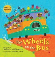 - The Wheels on the Bus (A Bearfoot Singalong) - 9781846867880 - V9781846867880