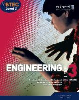 Cooke, Ernie; Jones, Robert; Mantovani, Bill; Roberts, David; Weatherill, Bryan - BTEC Level 3 National Engineering Student Book - 9781846907241 - V9781846907241