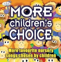 CRS Players - More Children's Choice (The favourite nursery school songs) - 9781847110152 - V9781847110152