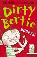 Alan MacDonald - Bogeys! (Dirty Bertie) - 9781847150714 - V9781847150714