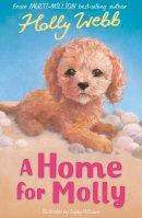 Webb, Holly - A Home for Molly (Holly Webb Animal Stories) - 9781847155986 - V9781847155986