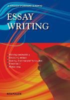 Pullen, Rita - Essay Writing: A Straightforward Guide - 9781847166487 - V9781847166487
