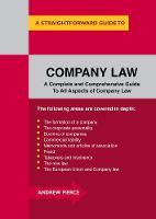 Pierce, Andrew - Company Law - 9781847166982 - V9781847166982