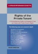 Sproston, Roger - The Rights of the Private Tenant - 9781847167149 - V9781847167149