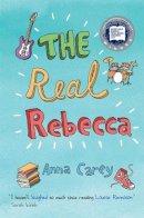 Carey, Anna - The Real Rebecca - 9781847171320 - V9781847171320
