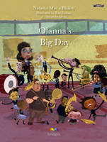 Natasha Mac a'Bháird - Olanna's Big Day - 9781847171719 - V9781847171719
