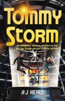 Healy, A. J. - Tommy Storm - 9781847244253 - KHS1034898