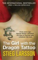 Stieg Larsson - The Girl with the Dragon Tattoo - 9781847245458 - KAK0001141