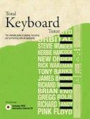 Burrows, Terry - Total Keyboard Tutor - 9781847327628 - V9781847327628