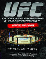 Thomas Gerbasi, Anthony B Evans - UFC Official Fan's Guide: As Real As It Gets - 9781847328656 - 9781847328656