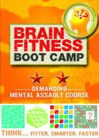 Tim Dedopulos - Brain Fitness Boot Camp Demanding: Mental Assault Course - 9781847329363 - 9781847329363