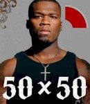 50 Cent - 50 X 50 - 9781847370884 - V9781847370884