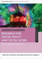 - Understanding Research for Social Policy and Social Work - 9781847428158 - V9781847428158