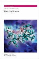 . Ed(s): Jankowsky, Eckhard - RNA Helicases - 9781847559142 - V9781847559142
