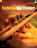 Weston, Ollie - Exploring Jazz Trumpet - 9781847610850 - V9781847610850