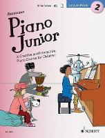 Heumann, Hans-Gunter - Piano Junior: Lesson: A Creative and Interactive Piano Course for Children: Book 2 - 9781847614261 - V9781847614261
