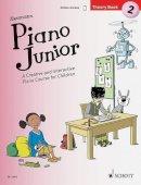 Heumann, Hans-Gunter - Piano Junior: Theory: Book 2: A Creative and Interactive Piano Course for Children - 9781847614292 - V9781847614292