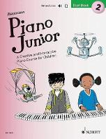 Heumann, Hans-Gunter - Piano Junior: Duet: Book 2: A Creative and Interactive Piano Course for Children - 9781847614322 - V9781847614322