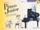 Heumann, Hans-Gunter - Piano Junior: Performance: Book 1: A Creative and Interactive Piano Course for Children - 9781847614346 - V9781847614346