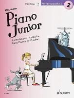 Heumann, Hans-Gunter - Piano Junior: Performance: Book 2: A Creative and Interactive Piano Course for Children - 9781847614353 - V9781847614353
