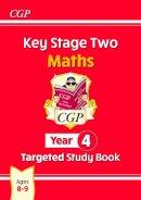 Parsons, Richard - Ks2 Maths Study Book - Year 4 - 9781847621917 - V9781847621917