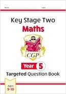 Richard Parsons - Ks2 Maths Question Book - Year 5 - 9781847622136 - V9781847622136