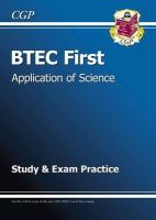 Parsons, Richard - Btec First in Application of Science Stu - 9781847628695 - V9781847628695
