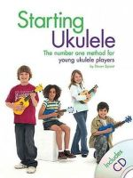 Sproat, Steven - Starting Ukulele (Book/CD) - 9781847720498 - V9781847720498