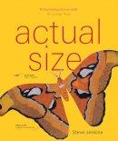 Jenkins, Steve - Actual Size - 9781847806338 - V9781847806338