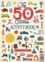 Balkan, Gabrielle - The 50 States Activity Book: With more than 20 activities, games, and an oversized fold-out poster map with 50 stickers! - 9781847808622 - V9781847808622