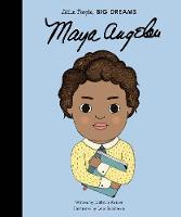 Kaiser, Lisbeth - Little People, Big Dreams: Maya Angelou - 9781847808905 - V9781847808905