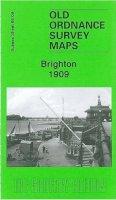 Alan Godfrey - Brighton 1909 (Old Ordnance Survey Maps) - 9781847840851 - V9781847840851