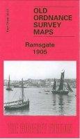 Trinder, Barrie - Ramsgate 1905 (Old Ordnance Survey Maps of Ke) - 9781847843241 - V9781847843241