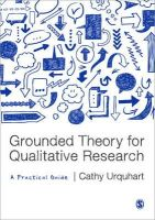 Urquhart, Cathy - Grounded Theory for Qualitative Research - 9781847870544 - V9781847870544