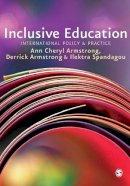Armstrong, Ann Cheryl; Armstrong, Derrick; Spandagou, Ilektra - Inclusive Education - 9781847879417 - V9781847879417