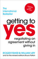 - Getting to Yes: Negotiating an agreement without giving in - 9781847940933 - V9781847940933