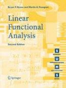 Rynne, Bryan P. (Department of Mathematics, Heriot-Watt University, Edinburgh); Youngson, Martin A. - Linear Functional Analysis - 9781848000049 - V9781848000049