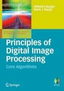 Burger, Wilhelm, Burge, Mark J. - Principles of Digital Image Processing: Core Algorithms (Undergraduate Topics in Computer Science) - 9781848001947 - V9781848001947