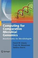 Ussery, David W.; Wassenaar, Trudy M.; Borini, Stefano - Computing for Comparative Microbial Genomics - 9781848002548 - V9781848002548