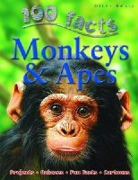 Camilla Bedoyere - Monkeys and Apes (100 Facts) - 9781848102347 - V9781848102347