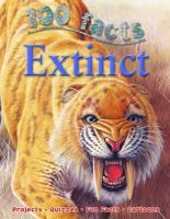 Steve Parker - Extinct (100 Facts) - 9781848102712 - V9781848102712