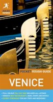 Jonathan Buckley - Pocket Rough Guide Venice (Rough Guide Pocket Size) - 9781848362390 - V9781848362390