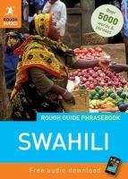 Rough Guides - Rough Guide Swahili Phrasebook (Rough Guide Phrasebooks) - 9781848367302 - V9781848367302