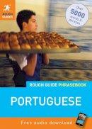 Rough Guides - Rough Guide Portuguese Phrasebook (Rough Guide Phrasebooks) - 9781848367432 - V9781848367432