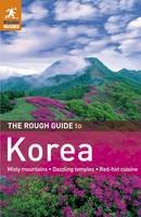 Norbert Paxton - The Rough Guide to Korea - 9781848368903 - V9781848368903