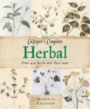 Culpeper, Nicholas - Culpeper's Herbal: Over 400 Herbs and Their Uses - 9781848373617 - V9781848373617