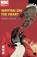 Edgar David - Written on the Heart - 9781848422735 - V9781848422735